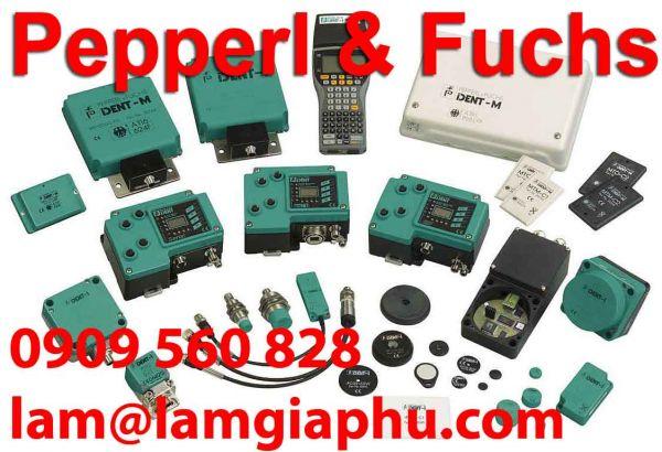 Fuchs eg4-t messverstärker 07476 Pepperl